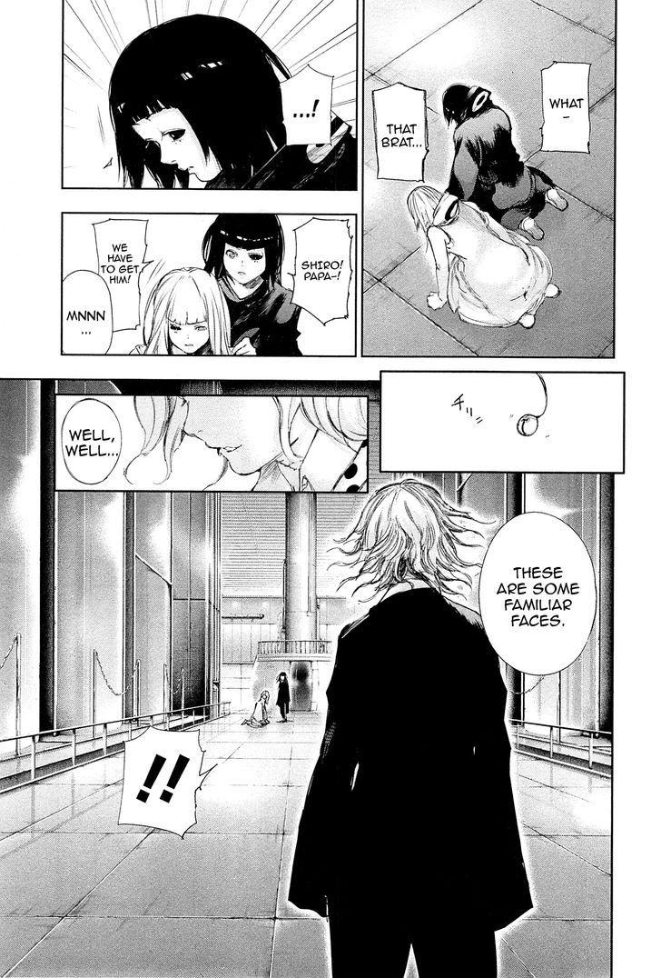 Tokyo Ghoul, Vol.10 Chapter 100 Centipede, image #8