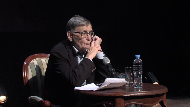 Лекция Алексея Бартошевича «Шекспировские сны Эймунтаса Някрошюса» 16 марта 2019 г.