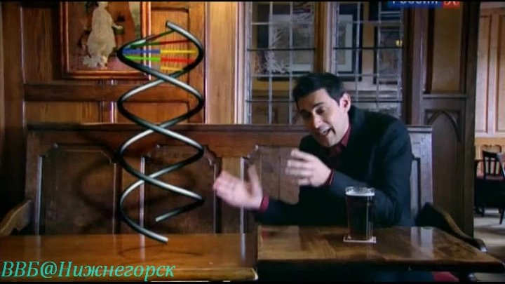 BBC Клетка или из чего состоит жизнь 2 Химия жизни Документальный 2009