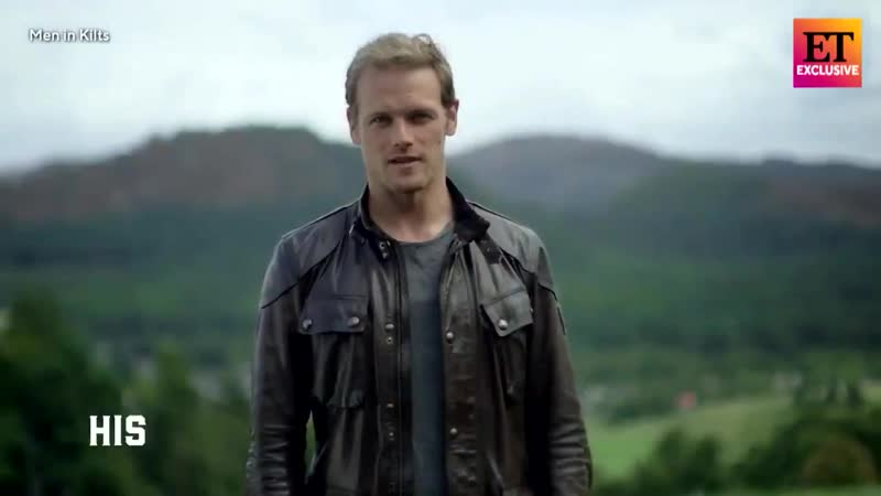 Sam Heughan reads Address to a haggis part 1