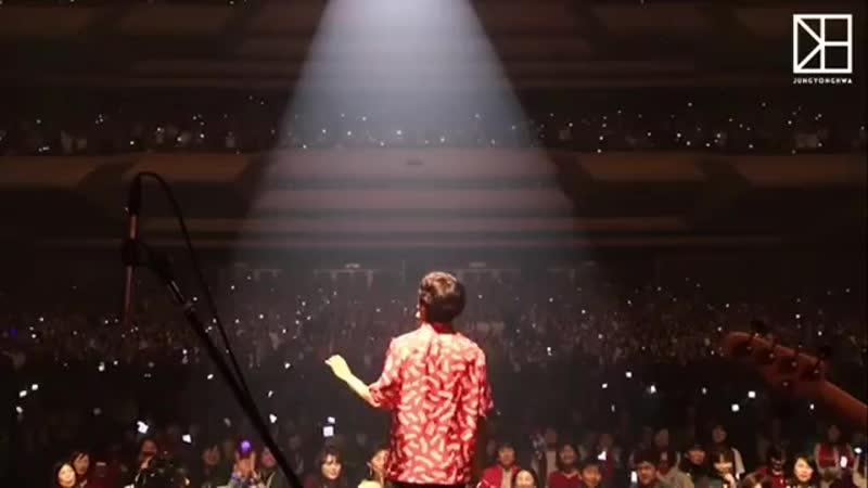200518 Special Movie 2 ♪クリスマス・イブ Cover JUNG YONG HWA JAPAN CONCERT 2017 Summer Calling @Xmas