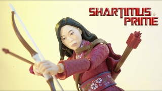 Marvel Legends Katy Shang Chi Movie Target Exclusive Hasbro Marvel Studios Awkwafina Figure Review