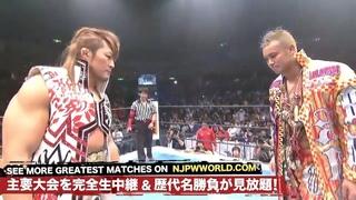 [#My1] Hiroshi Tanahashi vs Kazuchika Okada