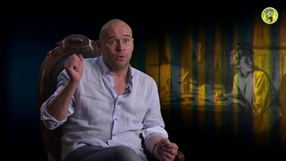 """Максим Аверин рассказывает о своем детстве и о любимой детской книге в передаче """"Моя первая книга"""""""