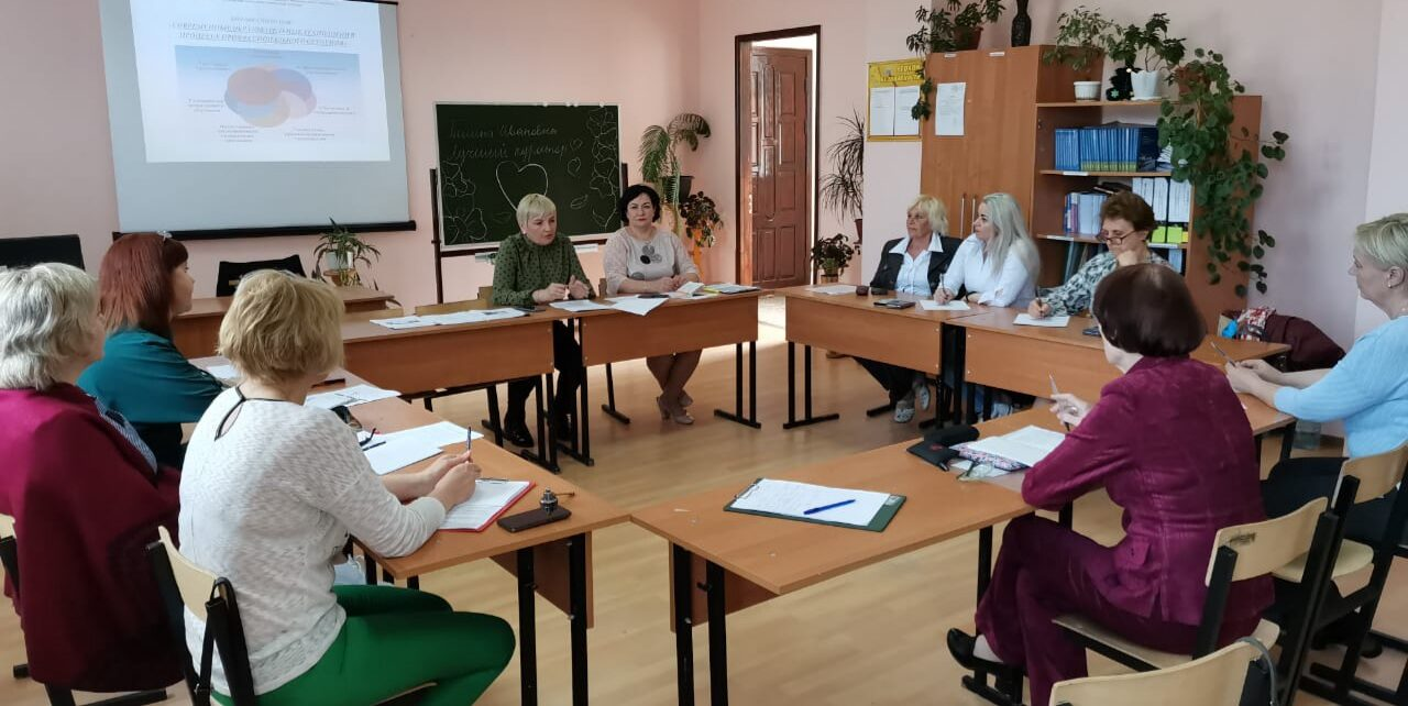 круглый стол по теме: «Современные образовательные технологии в процессе профессионального обучения»