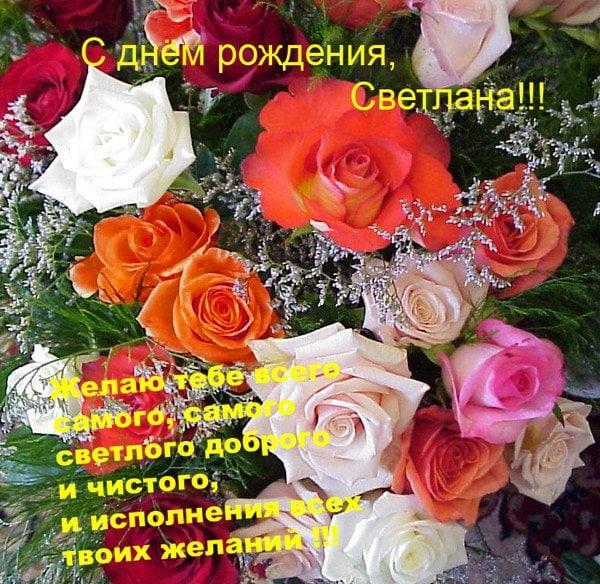 поздравления с днем рождения света радости тепла этим связывают кране