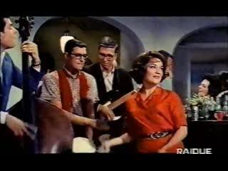 Connie Francis. Twist 1962