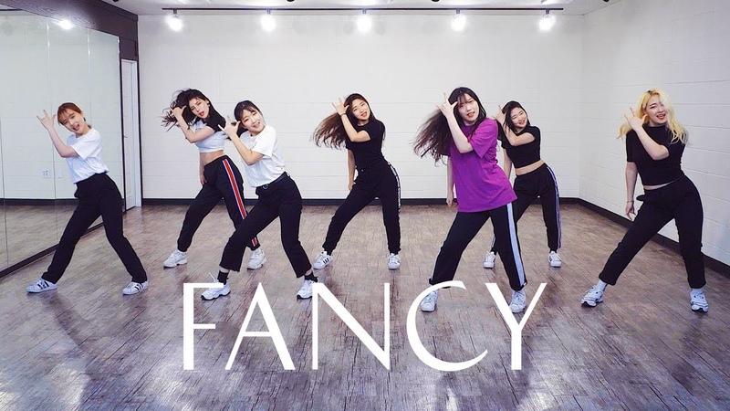 TWICE 트와이스 'FANCY (팬시)' | 커버댄스 DANCE COVER | 안무 거울모드 MIRRORED | 연습영상 PRACTICE VER (몰댄고등팀)