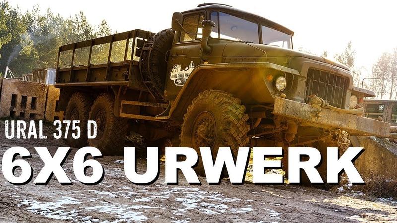 URAL 375D - Das Urwerk I 4x4 Passion 58