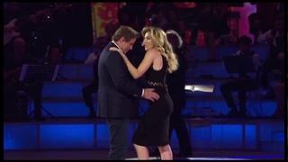 John Travolta  e Lorella Cuccarini