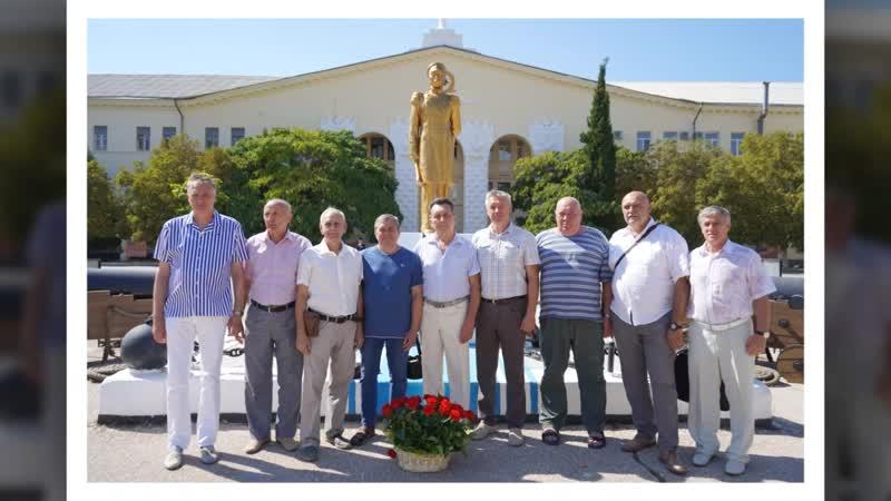 Встреча выпускников ЧВВМУ им П С Нахимова олимпийского выпуска 1980 года в Севастополе