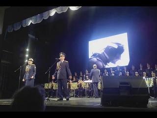 Концерт Ансамбля песни и пляски Воздушно Космических сил Российской Федерации ()