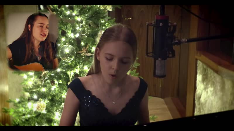 Silent Night Christmas cover by Chiara Kilchling and Emily Linge