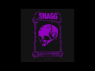 SNAGG - Disgust of Self Recognition [2021 Powerviolence]