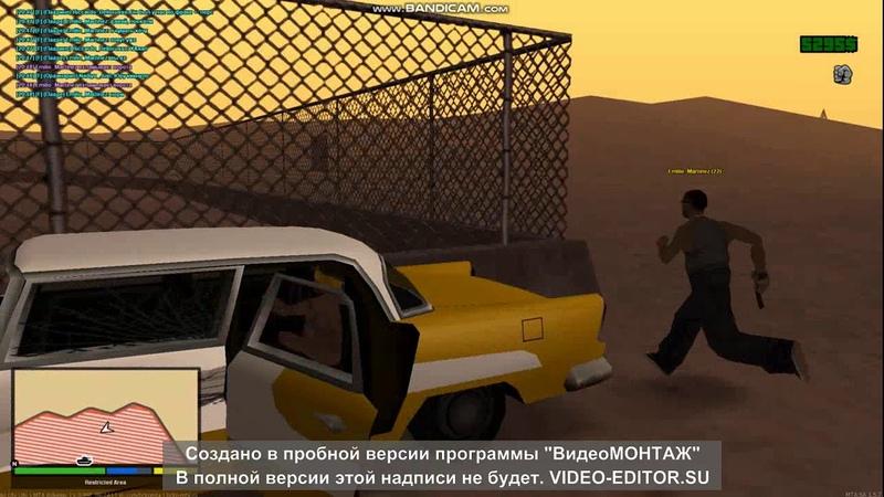 Будни гангстера Ограбление материалов из ЛВА МТА БСЛ
