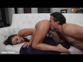 Abigail Mac - One Hot Piece [All Sex, Tattoo, Athletic, Caucasian, Brunette, Cum Shot, Facial, Swallow, Feet, Wet, Anal Play]