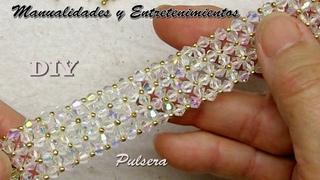 DIY - Pulsera Dama de Honor - DIY - Bridesmaid Bracelet
