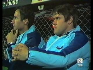 FC Barcelona - Fortuna Düsseldorf 1978/1979 Cup Winners Cup Final Extra Time