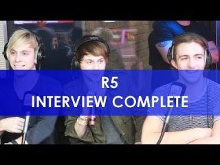 R5 - Interview complète chez Cauet sur NRJ
