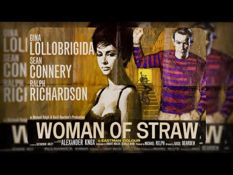 Соломенная вдова Детектив драма Великобритания США 1964