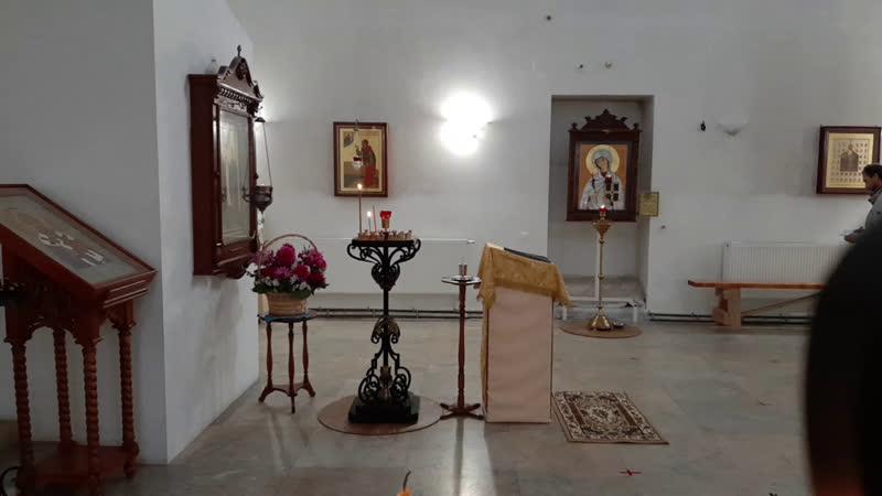Live Храм Адриана и Наталии в Старо Паново