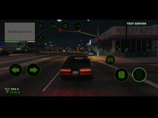 Ролик с игры   GTA 5 MOBILE
