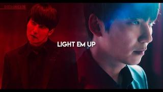 Kim Hae Il Badass - Light Em Up [F iery Priest]