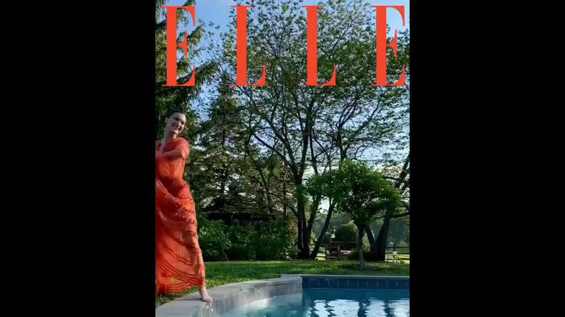 Bella Hadid for Elle