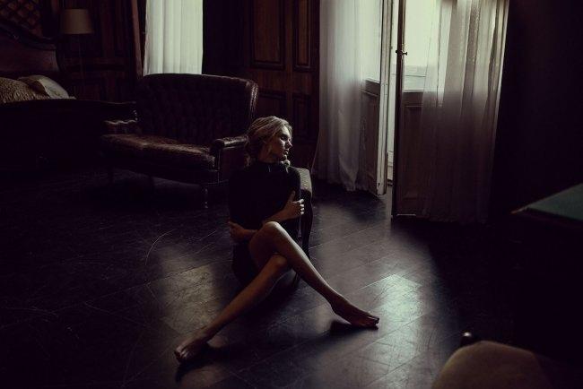 Приемы усиления эмоциональности в женском портрете, изображение №7