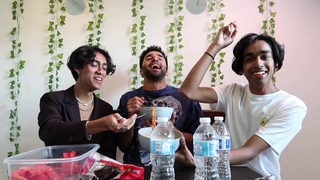 Three Young Brown Men Eat the World's Spiciest Ramen & tbh it wasn't even that bad 🍜