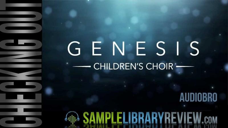 First Look Genesis Childrens Choir by AudioBro