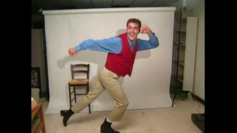 Mr. Show with Bob David Herky Jerky Dancer