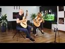 Kupinski Guitar duo plays Elegiac Polonaise by Z. Noskowski