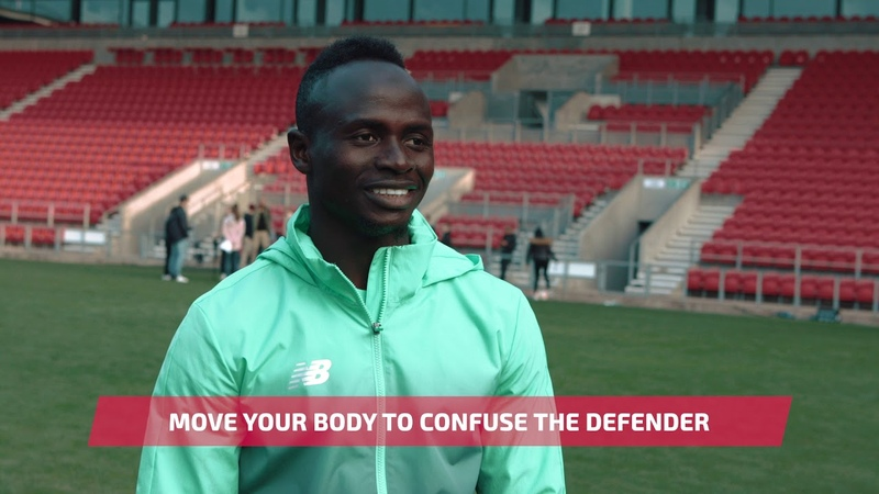 Sadio Mane Masterclass How to beat your defender 1 on 1