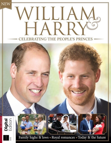 William & Harry – July 2019