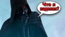 Дарт Вейдер на неизвестной ледяной планете. Финальный кадр Войны Клонов - 7 сезон 12 серия.