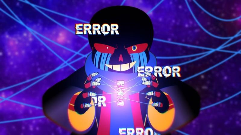BREAK US ALL UNDERVERSE animation meme (flash warning)