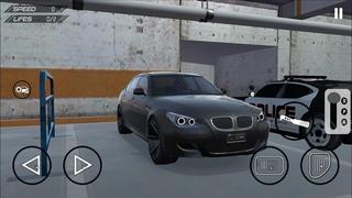 BMW M5 E60 Driving And Race / BMW M5 E60 Sürüş Ve Yarış - Android Gameplay FHD