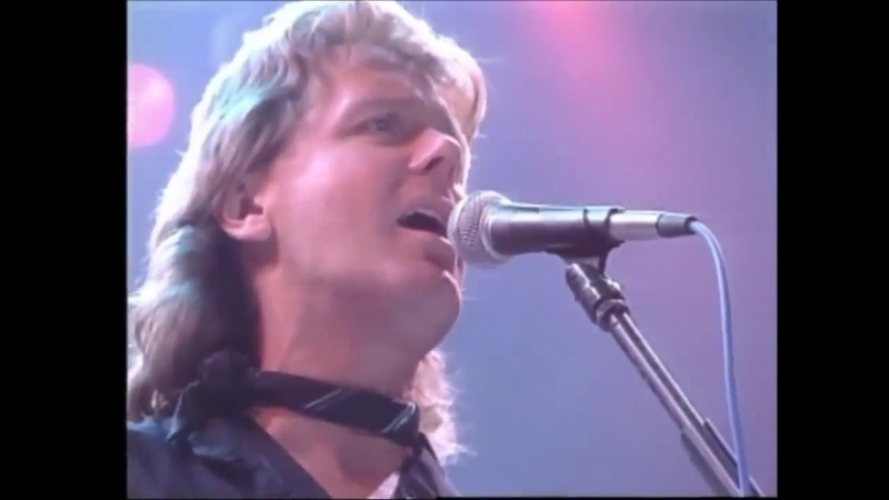 Asia Only Time Will Tell Live Moscow 1990 John Wetton