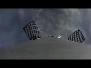 Путешествие в космос и обратно на ракете Falcon 9