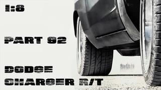 Сборка Dodge Charger R/T Fast&Furious 1:8 от Deagostini - Part92.