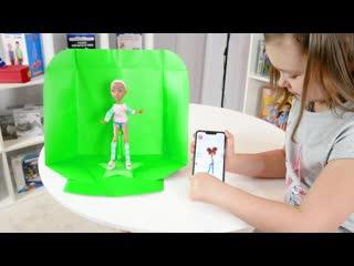 Обзор кукол SnapStar (СнепСтар) от 1 toy