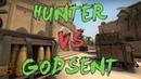 CSGO POV Valiance huNter vs GODSENT 28 16 mirage @ Challenger Series