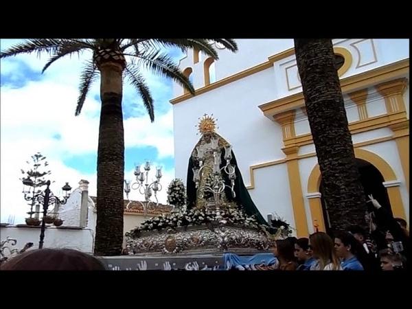 Pollinica ALHAURIN de la TORRE 2018 CCTT Los Moraos las mejores marchas Domingo de Ramos 25 03