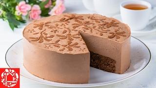 Мега Шоколадный Муссовый Торт. Вкусно и Просто