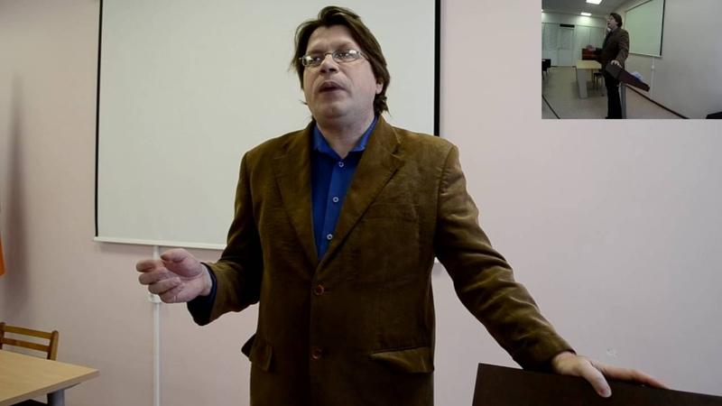 Игорь Эпанаев читает свои произведения