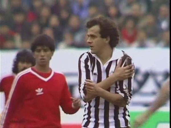 Asociación Atlética Argentinos Juniors Juventus Football Club 1985 12 08 Toyota Cup