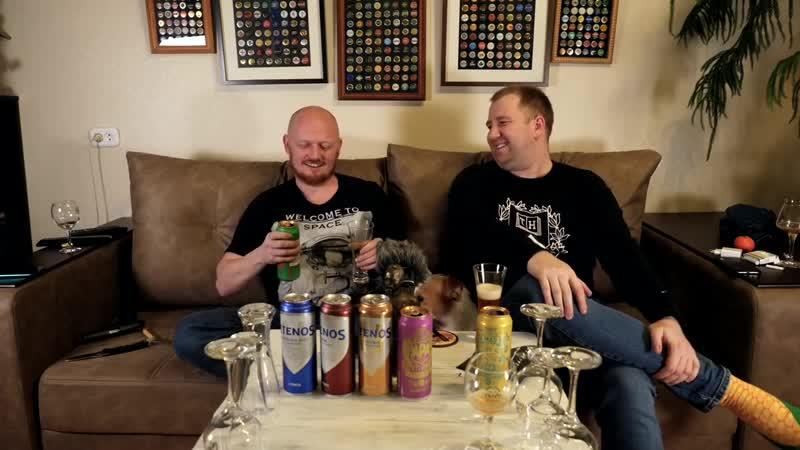 Теория Большого Пива ТБП 18 Крафт и классика в масс маркет Норман