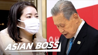 Japanese React To Tokyo Olympics Chief Resigning Over Sexist Comments