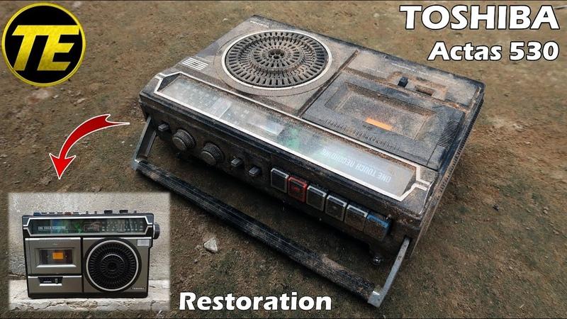 Toshiba Actas 530 Restoration
